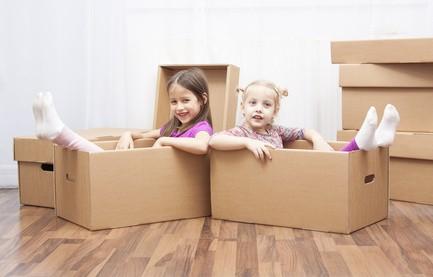 enfant à bien vivre son déménagement