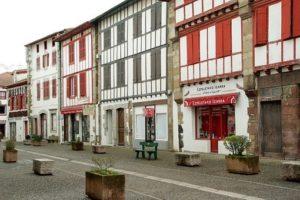 logement sur la côte basque